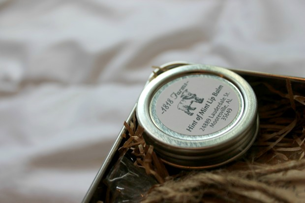 Gift Lab | Spa Experience Tin