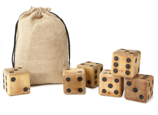 Yard Dice | UncommonGoods