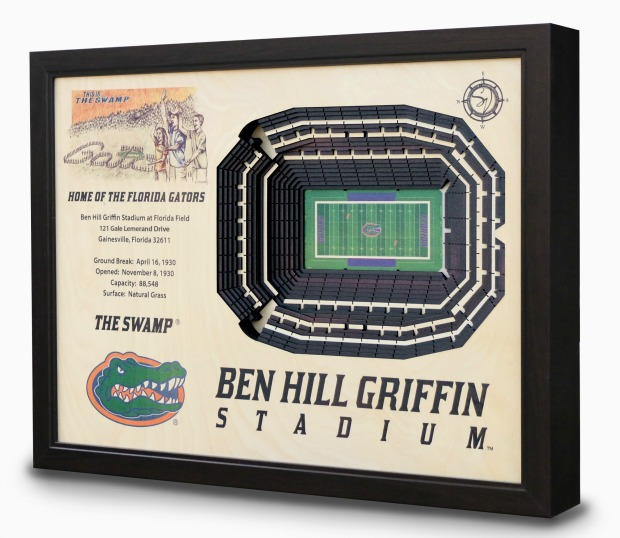 College Stadium Art | UncommonGoods