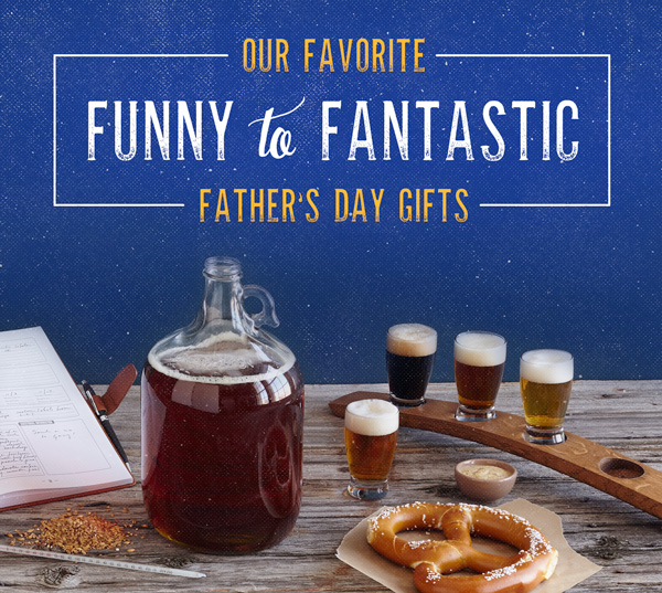 Father's Day Gift Guide | UncommonGoods
