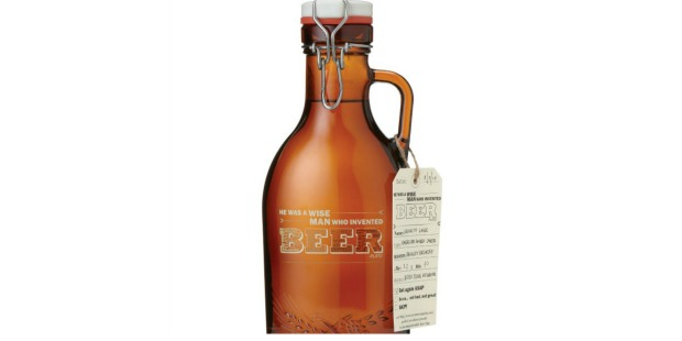 Wise Beer Growler | UncommonGoods