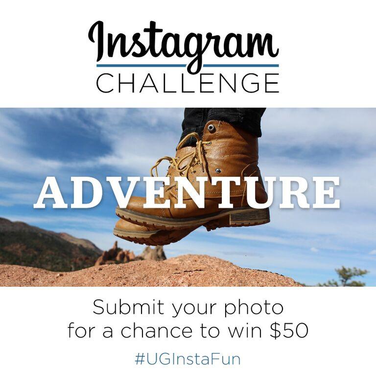 Instagram Challenge | Adventure | #UGInstaFun