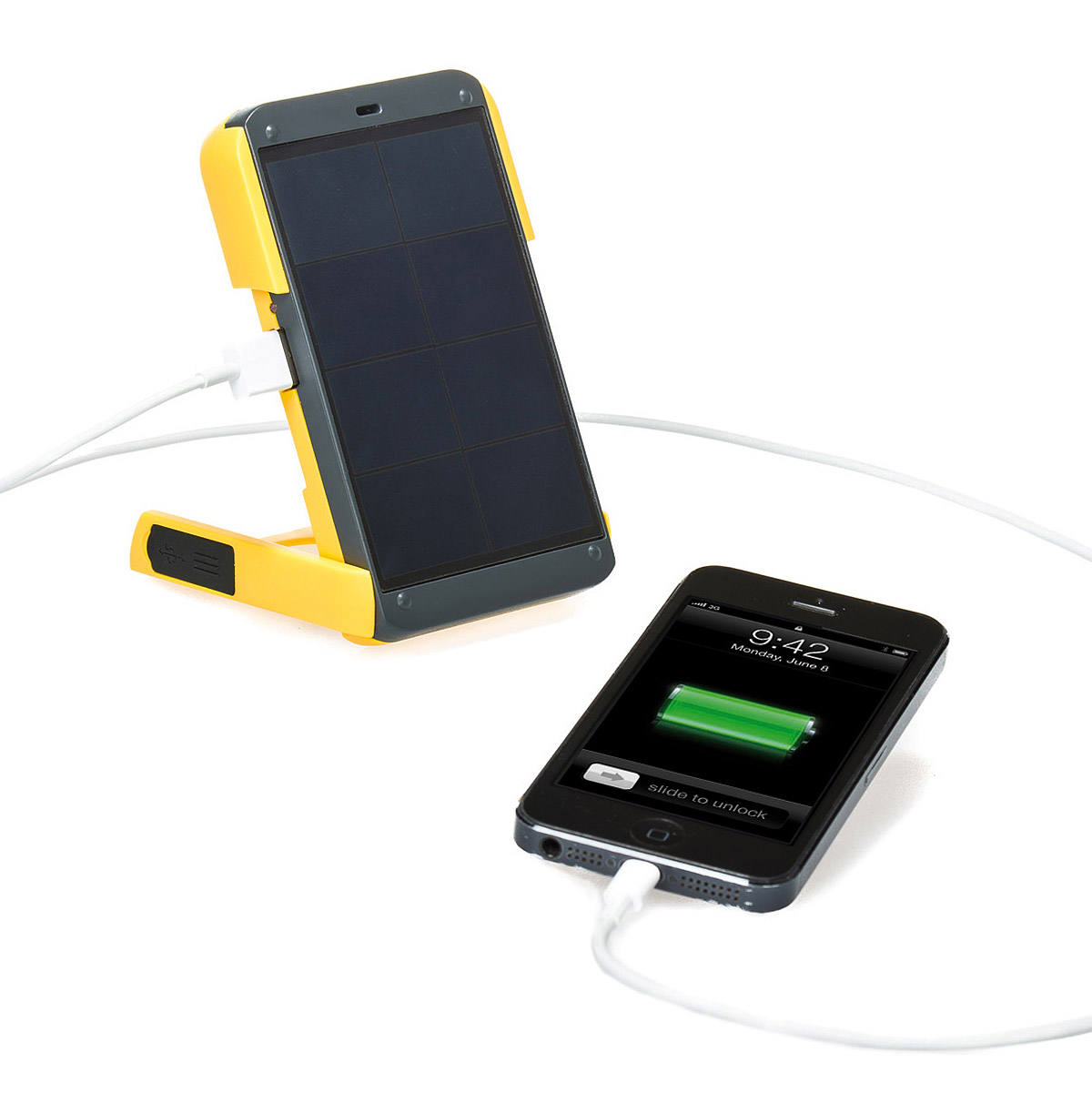 Solar Powered Charger | UncommonGoods