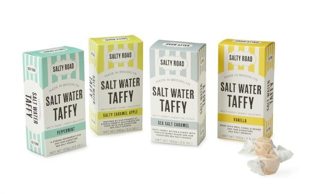 Salt Water Taffy   UncommonGoods