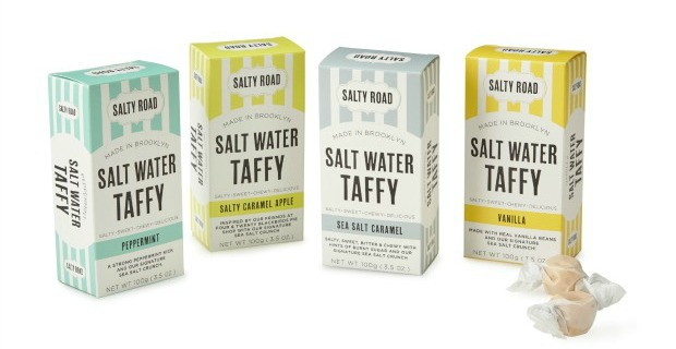Salt Water Taffy | UncommonGoods