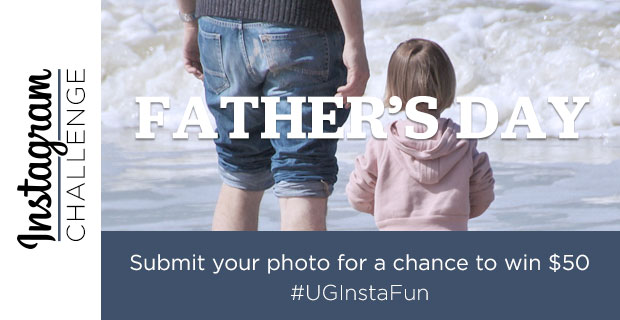 Instagram Challenge | Father's Day | #UGInstaFun