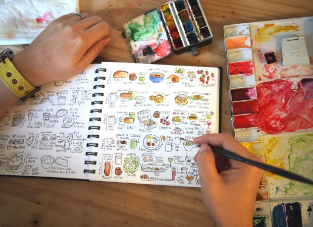 Alyson's Food Diary