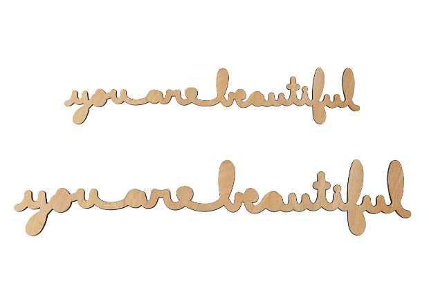 You are Beautiful | UncommonGoods