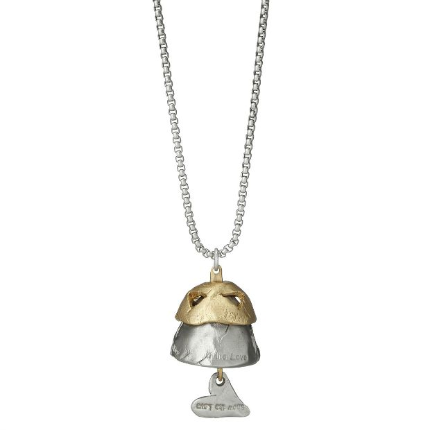 Tibetan Bell Necklace | Jen Pleasants | UncommonGoods