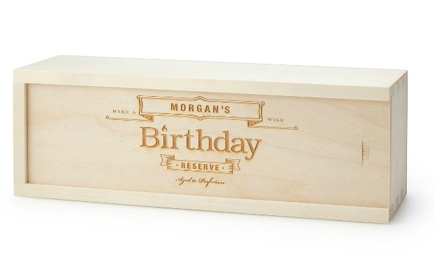 Birthday Wine Box | UncommonGoods