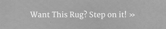 Reclaimed Bike Tube Rug | UncommonGoods