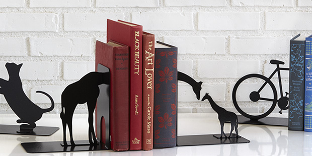 Eric Gross Bookends | UncommonGoods