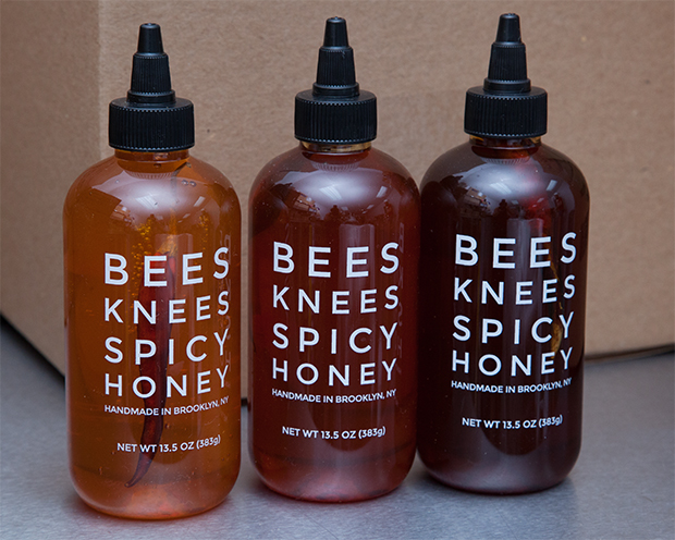 Bees Knees Spicy Honey | UncommonGoods