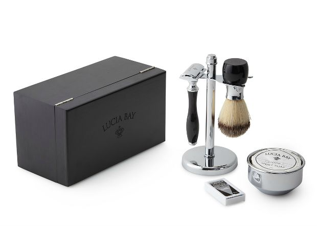 Deluxe Shave Set | UncommonGoods