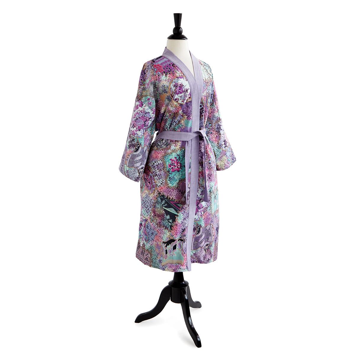 Floral Batik Kimono | UncommonGoods