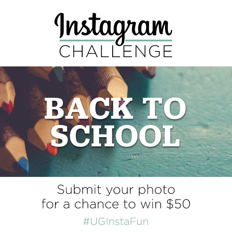 Instagram Challenge | Back to School | UncommonGoods