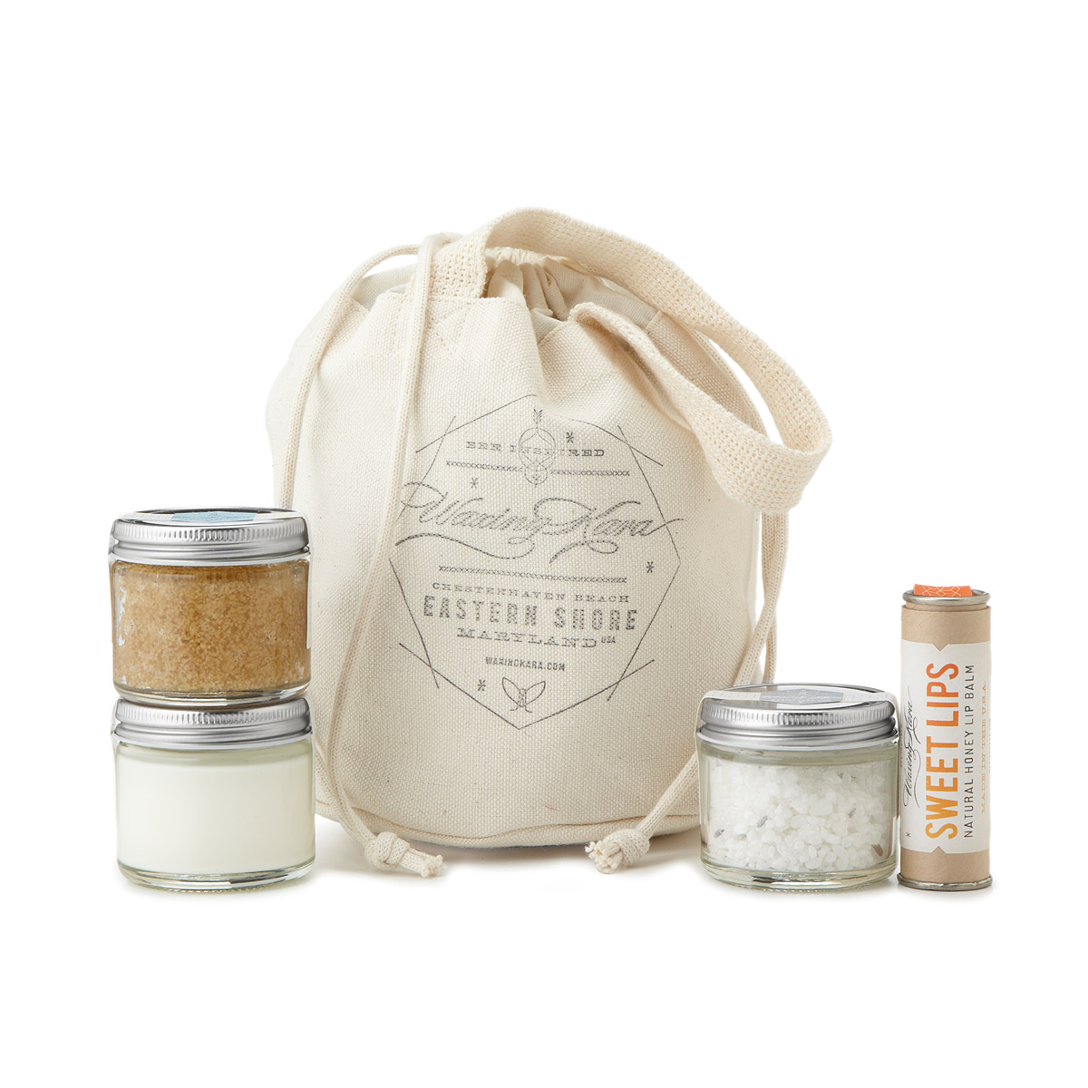 Spa in a Bag | UncommonGoods