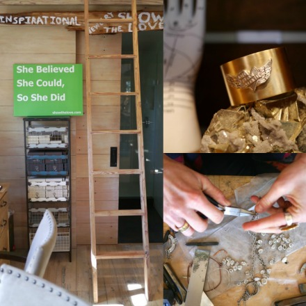 Jen Pleasants' Studio | UncommonGoods