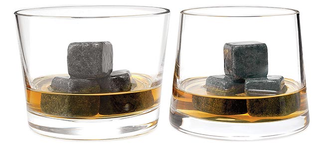Whiskey Stones & Gift Set | UncommonGoods