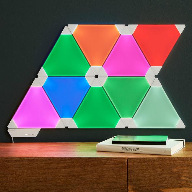 Aurora Smart Lighting Panels | UncommonGoods