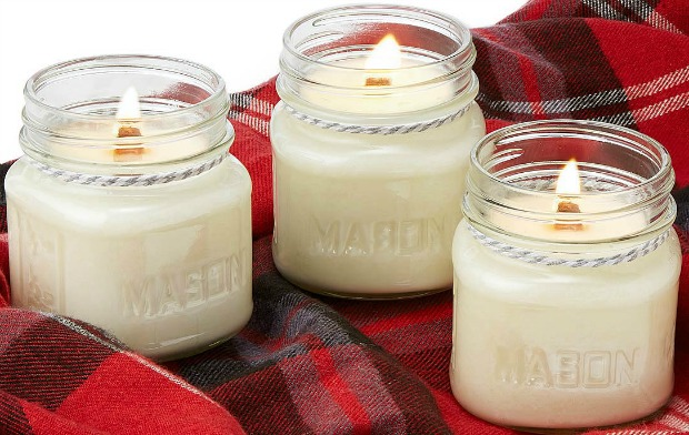Crackling Candles   UncommonGoods