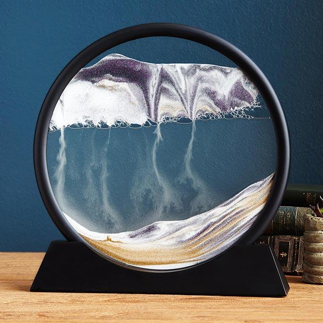 Deep See Sand Art | UncommonGoods