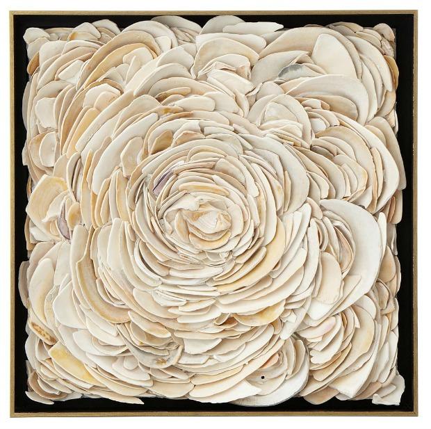 Infinite Seashell Wall Sculpture | UncommonGoods