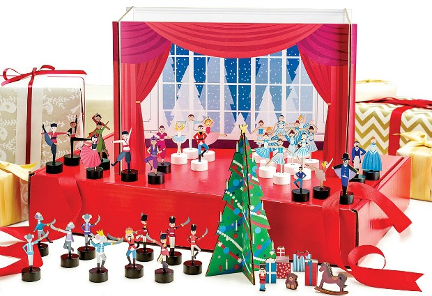 Nutcracker Holiday Set - cropped