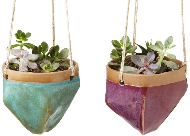 Valley Hanging Planter | UncommonGoods