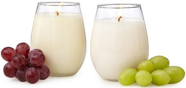 Vineyard Candles | UncommonGoods