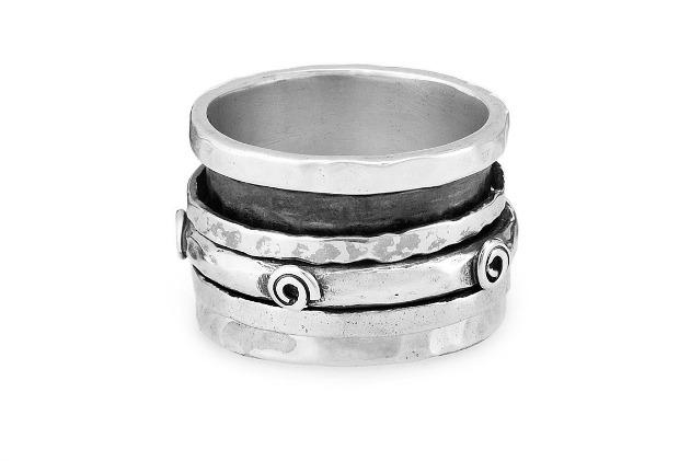 Believe Meditation Spinning Ring - UncommonGoods