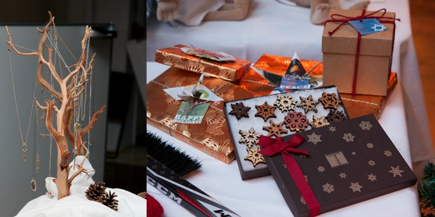 Behind the Scenes at our Holiday Showcase | UncommonGoods