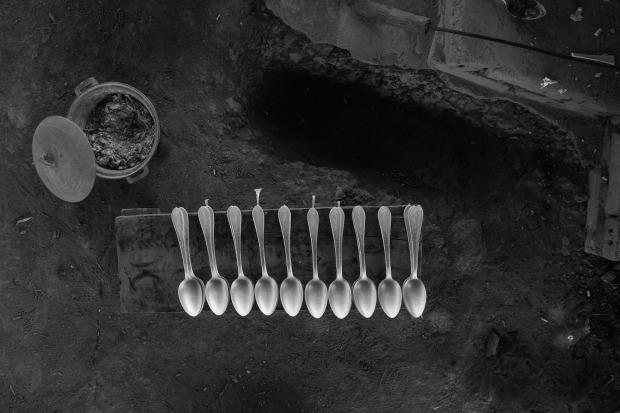 Spoons were Elizabeth's inspiration