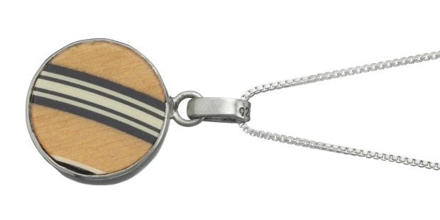 Smashing a Perfectly Good Guitar Pendant | UncommonGoods