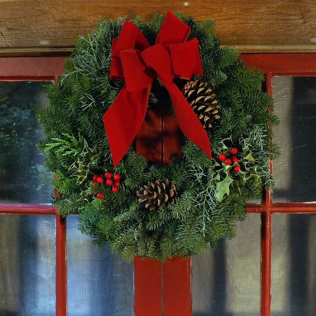 Oregon Fresh Holiday Wreath