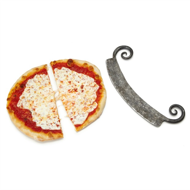 Steel Pizza Cutter | UncommonGoods