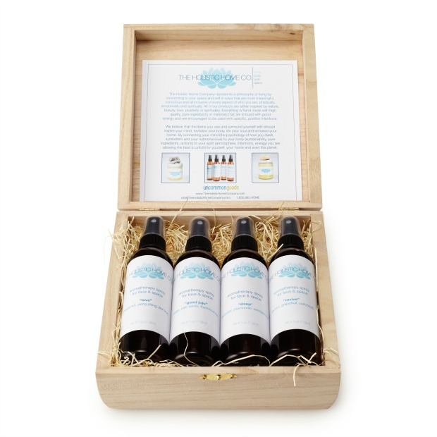 Aromatherapy Deluxe Gift Set | UncommonGoods