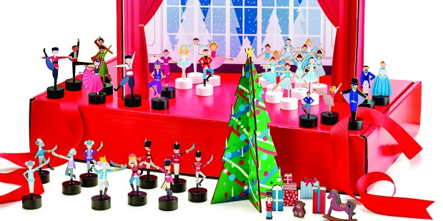 Nutcracker Holiday Set