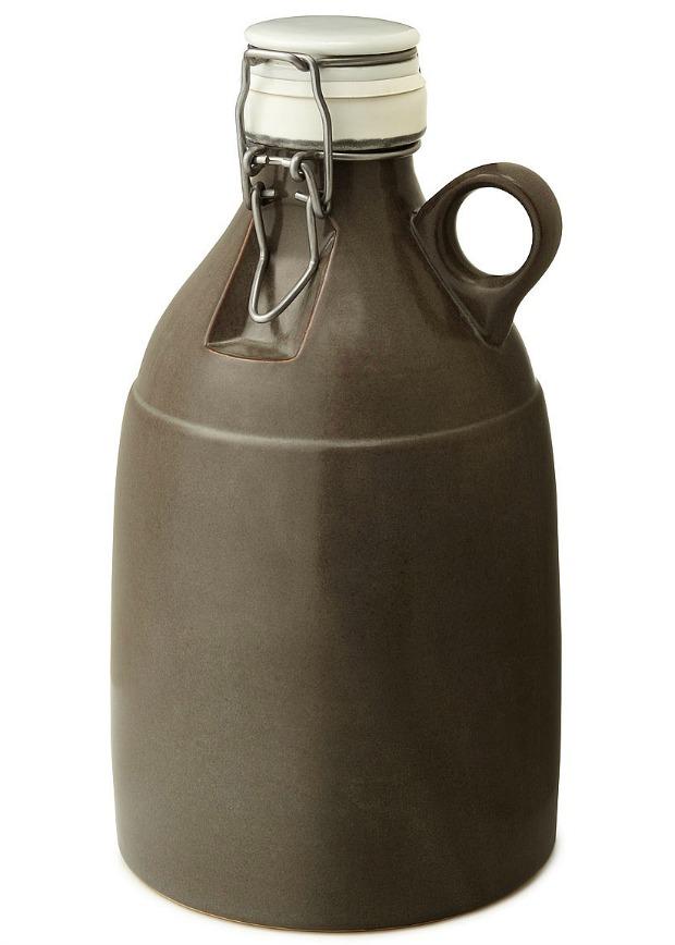 Stoneware Growler | UncommonGoods