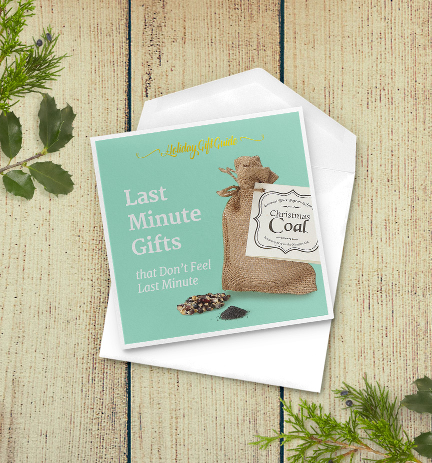 Last Minute Gifts that Don't Feel Last Minute | UncommonGoods