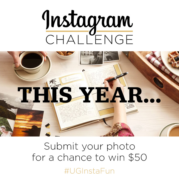 Instagram Challenge | This Year....