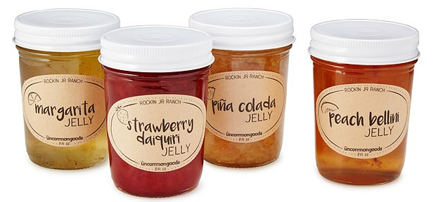 Cocktail Jelly - Set of 4 | UncommonGoods