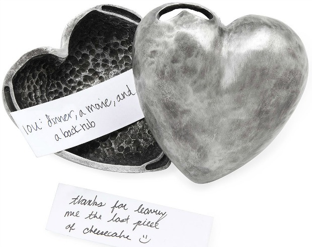 For Your Heart's Desire Message Box | UncommonGoods
