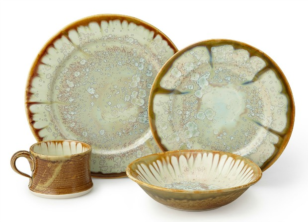 Oyster Porcelain Dishware Collection | UncommonGoods