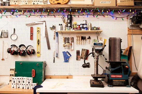 Richard Upchurch's Tools