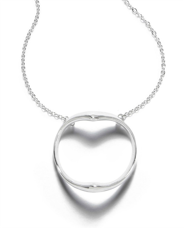 Shadow Heart Necklace | UncommonGoods