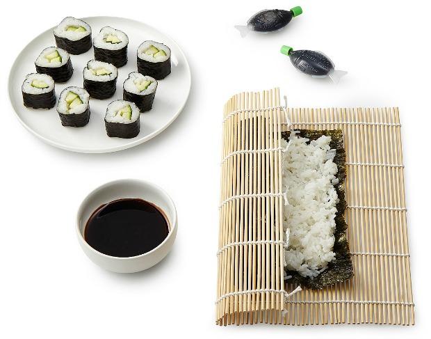 Sushi Making Kit   UncommonGoods