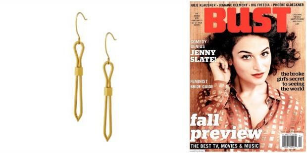 Mary Jane's Earrings | UncommonGoods