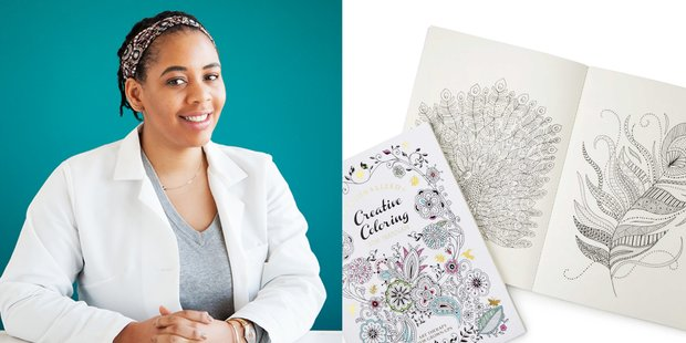 Gift Lab: Coloring Books as Art Therapy