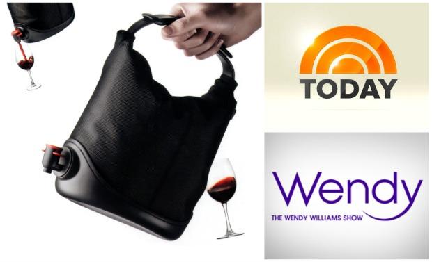 Wine Sack | UncommonGoods